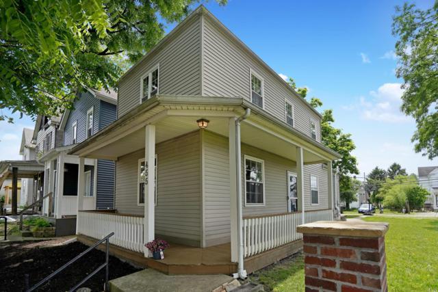 455 E 2nd Avenue, Columbus, OH 43201 (MLS #219021034) :: Signature Real Estate
