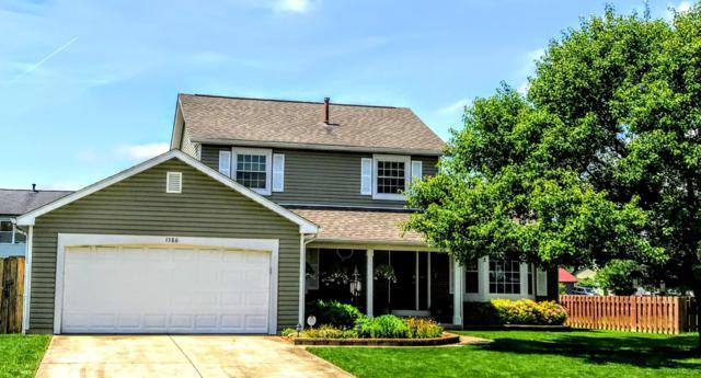 1386 Cinnamon Drive, Marysville, OH 43040 (MLS #219021066) :: Huston Home Team