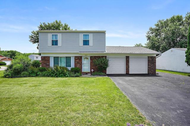 696 Stow Place, Reynoldsburg, OH 43068 (MLS #219021112) :: ERA Real Solutions Realty
