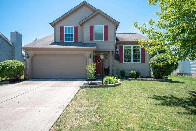 4443 Knickel Drive, Hilliard, OH 43026 (MLS #219021135) :: Huston Home Team