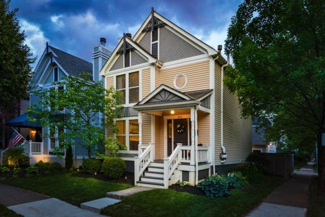 365 W 4th Avenue, Columbus, OH 43201 (MLS #219021145) :: Brenner Property Group | Keller Williams Capital Partners