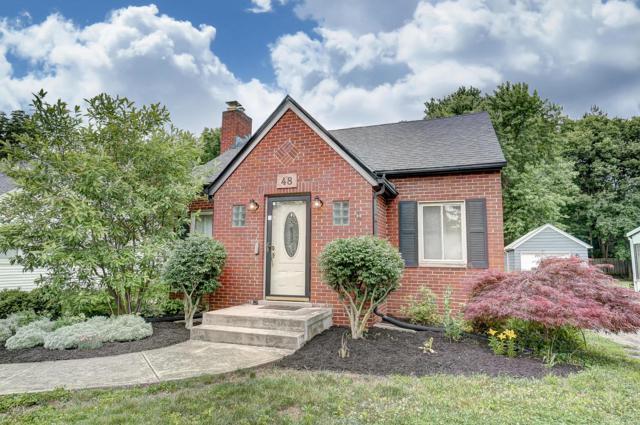 48 E Beaumont Road, Columbus, OH 43214 (MLS #219021190) :: Signature Real Estate
