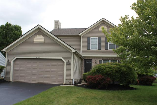 820 Parade Place, Galloway, OH 43119 (MLS #219021234) :: Signature Real Estate