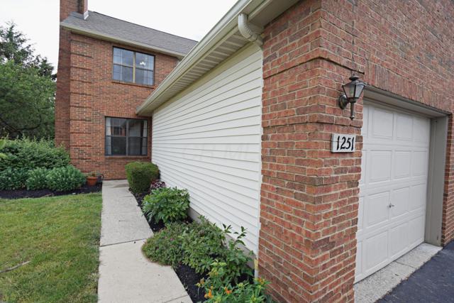 1251 Somerset Way, Pickerington, OH 43147 (MLS #219021240) :: RE/MAX ONE