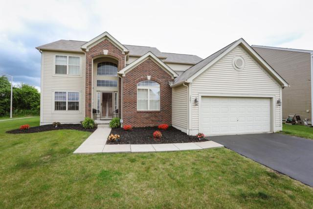 1261 Mastell Drive, Reynoldsburg, OH 43068 (MLS #219021320) :: Huston Home Team