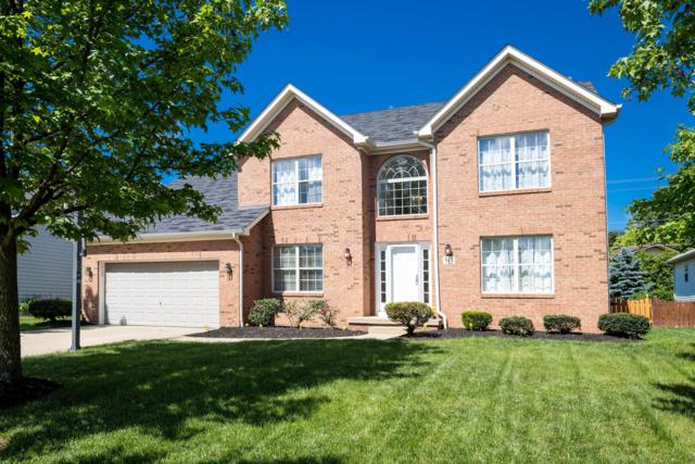 343 Mill Wind Court S, Westerville, OH 43082 (MLS #219021363) :: Signature Real Estate