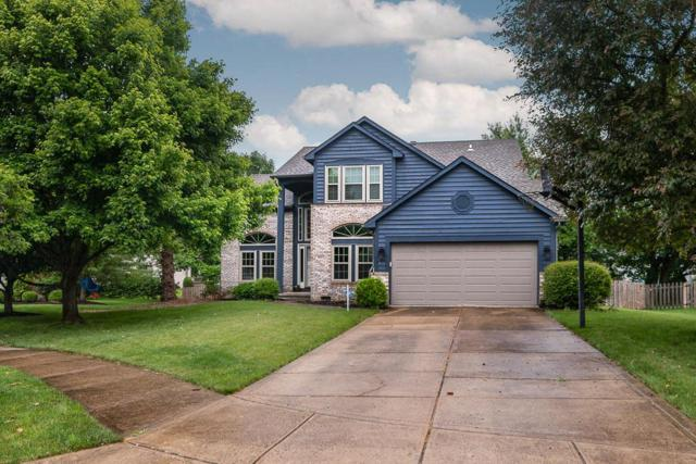 410 Canterbury Court, Westerville, OH 43082 (MLS #219021371) :: Signature Real Estate