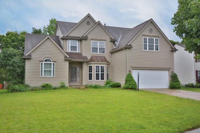 6045 Joneswood Drive, Hilliard, OH 43026 (MLS #219021432) :: Brenner Property Group | Keller Williams Capital Partners