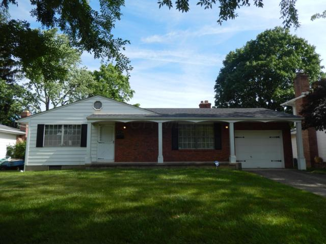 1714 Pin Oak Drive, Columbus, OH 43229 (MLS #219021456) :: Huston Home Team