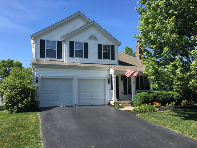 6055 Blaverly Drive, New Albany, OH 43054 (MLS #219021459) :: Signature Real Estate