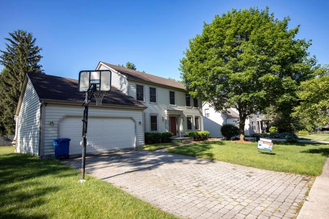7671 Godfrey Circle, Reynoldsburg, OH 43068 (MLS #219021485) :: ERA Real Solutions Realty