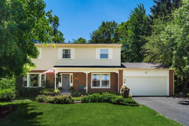 1007 Birchmont Road, Columbus, OH 43220 (MLS #219021537) :: The Clark Group @ ERA Real Solutions Realty