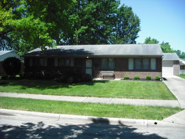 379 Brisbane Avenue, Westerville, OH 43081 (MLS #219021538) :: Signature Real Estate