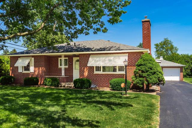 3546 Sciotangy Drive, Upper Arlington, OH 43221 (MLS #219021540) :: Signature Real Estate