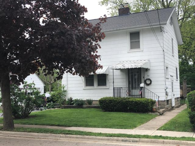 34 West Street, Canal Winchester, OH 43110 (MLS #219021567) :: ERA Real Solutions Realty