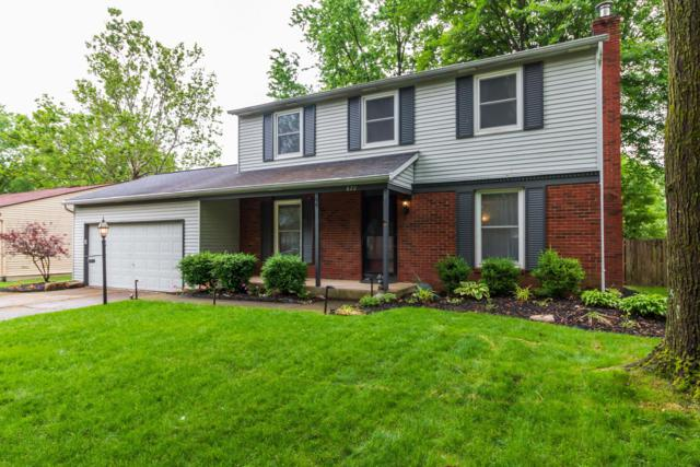 820 Mcdonell Drive, Columbus, OH 43230 (MLS #219021594) :: Signature Real Estate