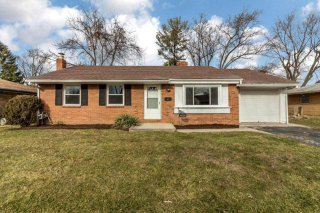 4106 Colby Avenue, Columbus, OH 43227 (MLS #219021640) :: Keith Sharick | HER Realtors