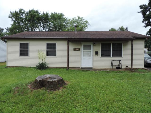 5414 Inlet Drive, Columbus, OH 43232 (MLS #219021707) :: The Raines Group