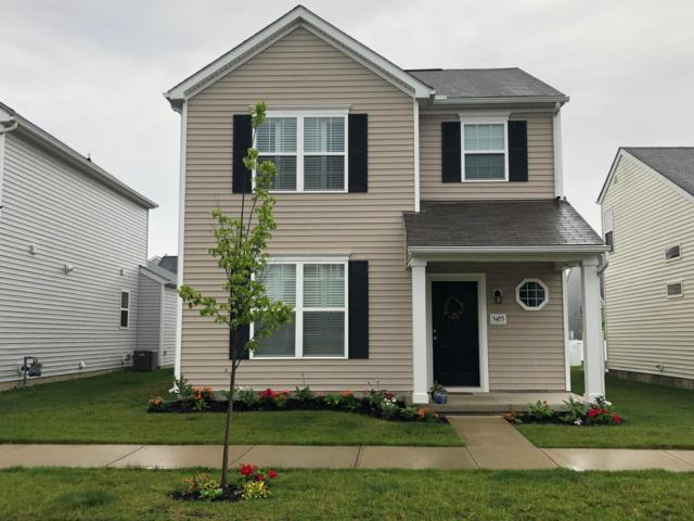 5455 Goose Falls Drive, Dublin, OH 43016 (MLS #219021718) :: The Clark Group @ ERA Real Solutions Realty
