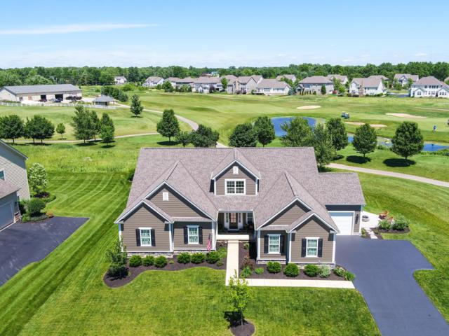 7422 New Albany Links Drive, New Albany, OH 43054 (MLS #219021749) :: Huston Home Team