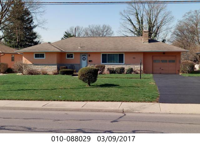 1311 College Avenue, Columbus, OH 43209 (MLS #219021761) :: The Clark Group @ ERA Real Solutions Realty