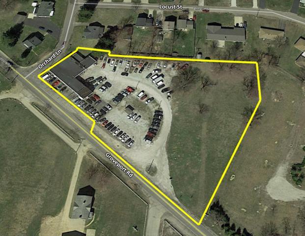 4396-4438 Groveport Road, Obetz, OH 43207 (MLS #219021780) :: Berkshire Hathaway HomeServices Crager Tobin Real Estate