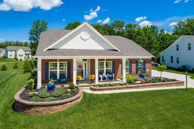 4117 Mainsail Drive, Lewis Center, OH 43035 (MLS #219021798) :: Brenner Property Group | Keller Williams Capital Partners