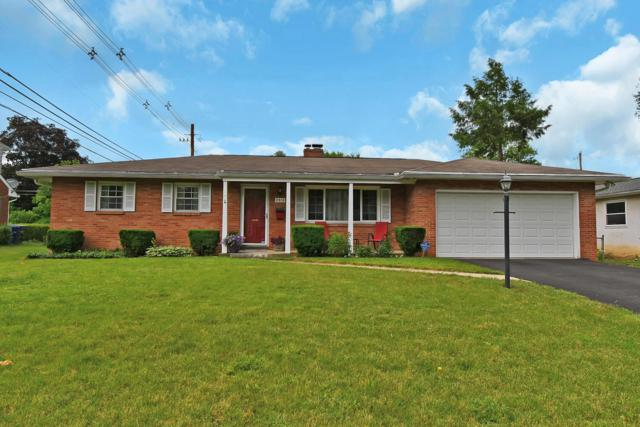 5316 Poplarwood Road, Columbus, OH 43229 (MLS #219021799) :: The Clark Group @ ERA Real Solutions Realty