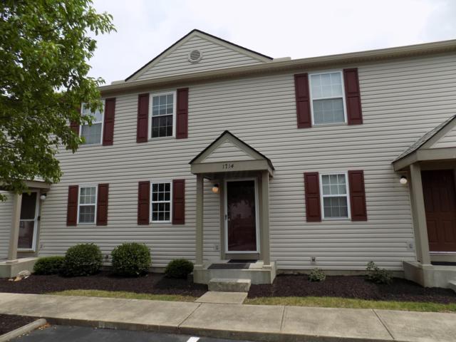 1714 Bennigan Drive 164D, Hilliard, OH 43026 (MLS #219021868) :: Brenner Property Group   Keller Williams Capital Partners