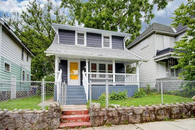733 Lilley Avenue, Columbus, OH 43205 (MLS #219021915) :: The Clark Group @ ERA Real Solutions Realty