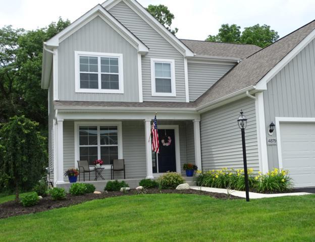 4879 Black Sycamore Drive, Columbus, OH 43231 (MLS #219021917) :: Signature Real Estate
