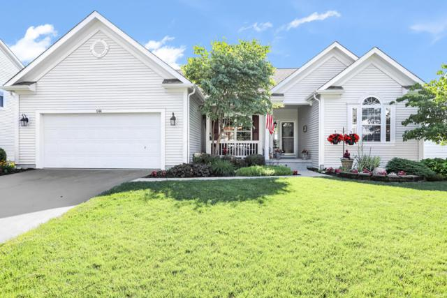 586 Deer Trail, Westerville, OH 43082 (MLS #219021951) :: The Clark Group @ ERA Real Solutions Realty
