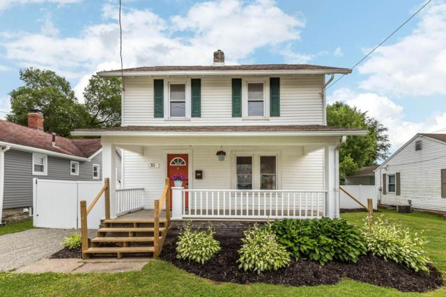 30 S 21st Street, Newark, OH 43055 (MLS #219021953) :: Brenner Property Group | Keller Williams Capital Partners