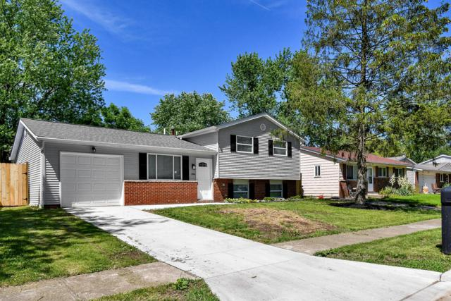 3356 Trail Lane Court, Columbus, OH 43231 (MLS #219021972) :: The Clark Group @ ERA Real Solutions Realty