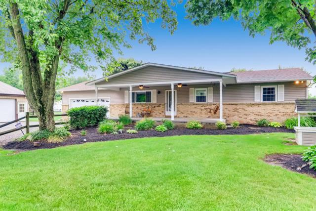 11196 Beaver Road NW, Johnstown, OH 43031 (MLS #219021984) :: The Clark Group @ ERA Real Solutions Realty
