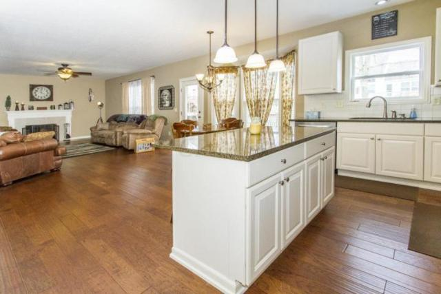 5117 Thornwood Drive, Westerville, OH 43082 (MLS #219022000) :: Berkshire Hathaway HomeServices Crager Tobin Real Estate