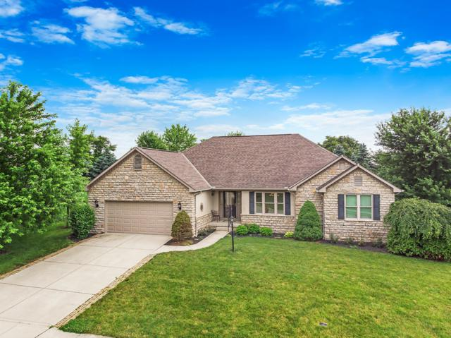 1754 Tucker Trail, Lewis Center, OH 43035 (MLS #219022084) :: Brenner Property Group | Keller Williams Capital Partners