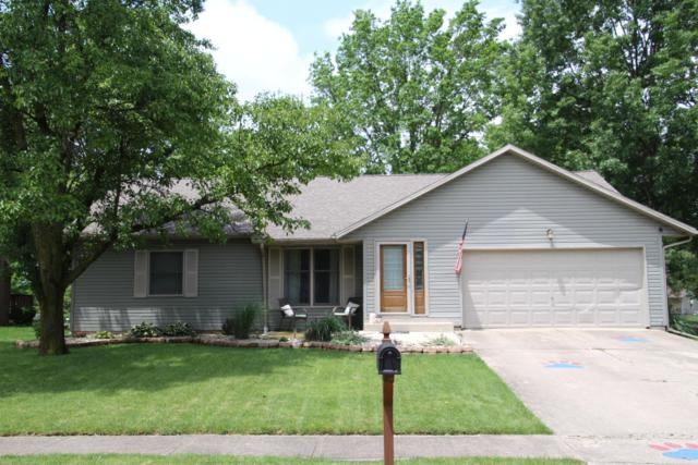 921 Hickory Drive, Marysville, OH 43040 (MLS #219022106) :: Signature Real Estate