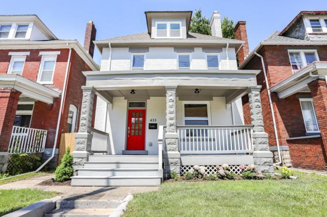 433 Saint Clair Avenue, Columbus, OH 43203 (MLS #219022107) :: Signature Real Estate
