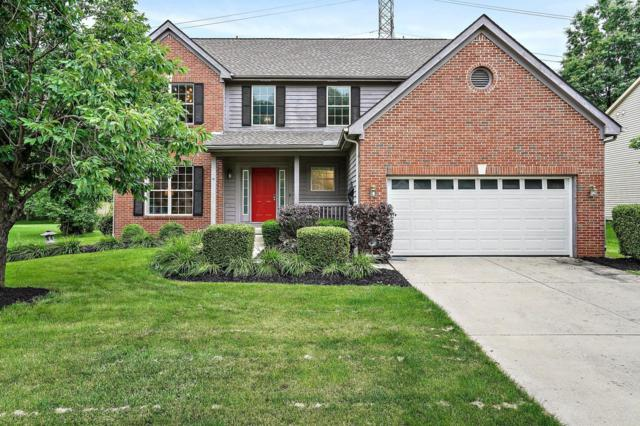 5479 Ainsley Drive, Westerville, OH 43082 (MLS #219022201) :: Brenner Property Group   Keller Williams Capital Partners