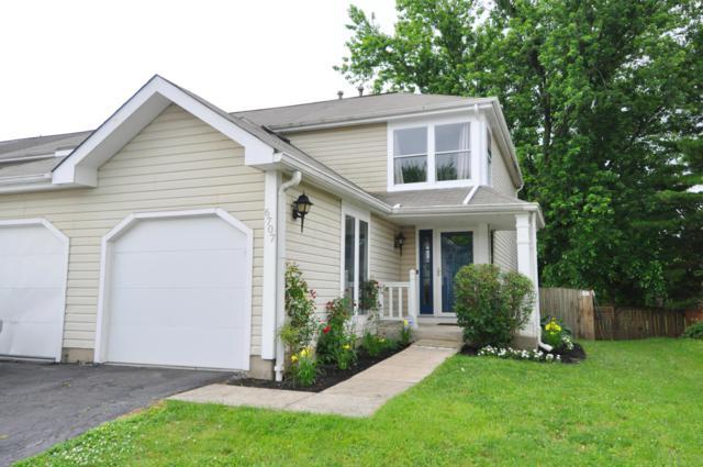 6707 Manring Court, Reynoldsburg, OH 43068 (MLS #219022216) :: Berkshire Hathaway HomeServices Crager Tobin Real Estate