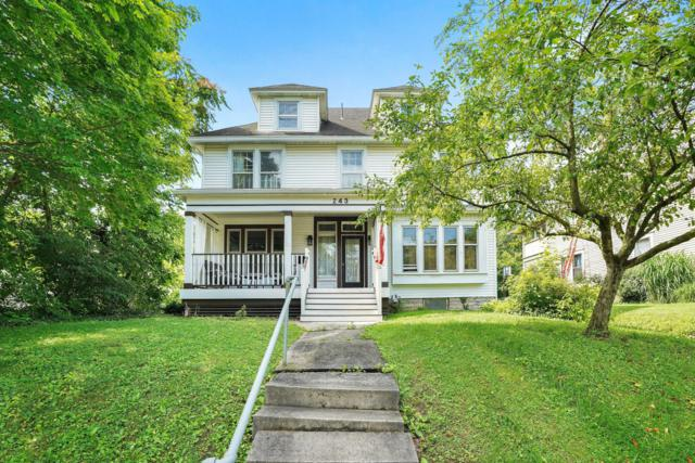 243 W William Street, Delaware, OH 43015 (MLS #219022217) :: Brenner Property Group   Keller Williams Capital Partners