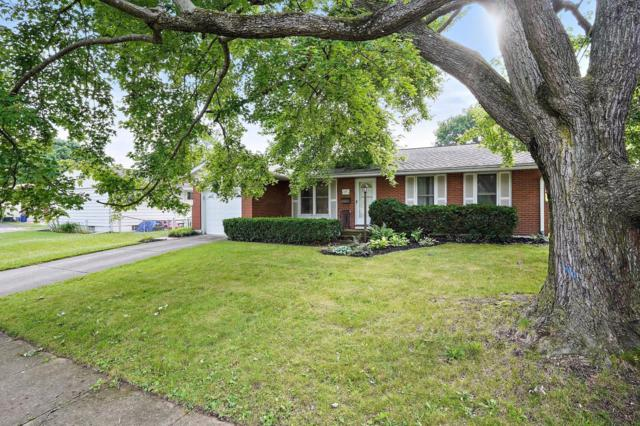 4989 Julie Place, Columbus, OH 43229 (MLS #219022240) :: Berkshire Hathaway HomeServices Crager Tobin Real Estate