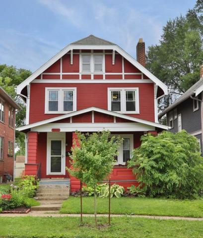 205 E Kelso Road, Columbus, OH 43202 (MLS #219022248) :: Berkshire Hathaway HomeServices Crager Tobin Real Estate