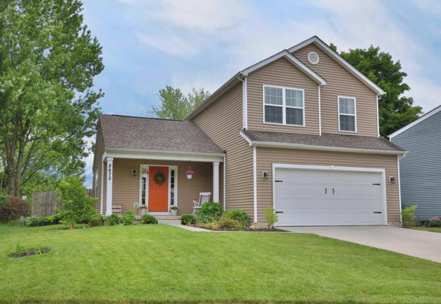 8675 Scarsdale Boulevard, Powell, OH 43065 (MLS #219022257) :: The Clark Group @ ERA Real Solutions Realty