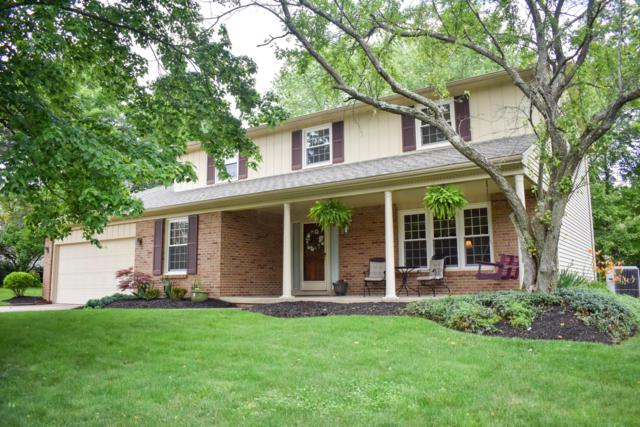 988 Brule Court, Westerville, OH 43081 (MLS #219022298) :: The Clark Group @ ERA Real Solutions Realty