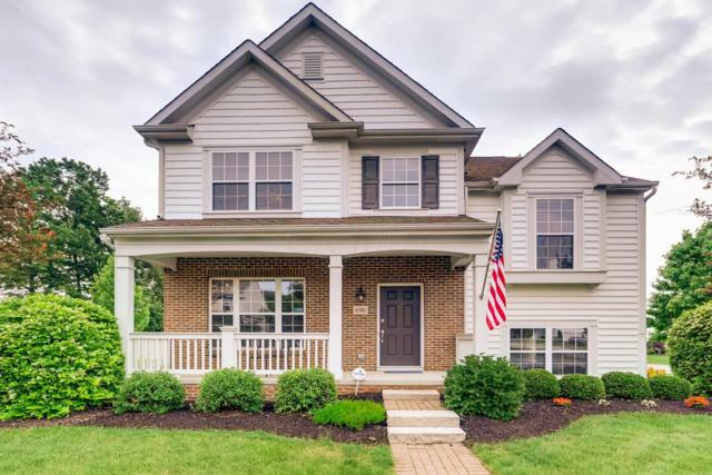 690 Olde Mill Drive, Westerville, OH 43082 (MLS #219022301) :: The Clark Group @ ERA Real Solutions Realty