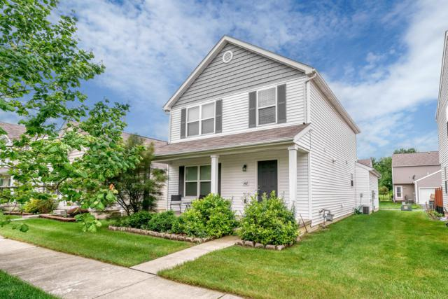 1407 Ithaca Drive, Columbus, OH 43228 (MLS #219022317) :: The Clark Group @ ERA Real Solutions Realty