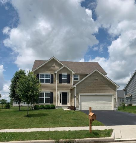 213 Warbler Court, Pickerington, OH 43147 (MLS #219022325) :: The Clark Group @ ERA Real Solutions Realty