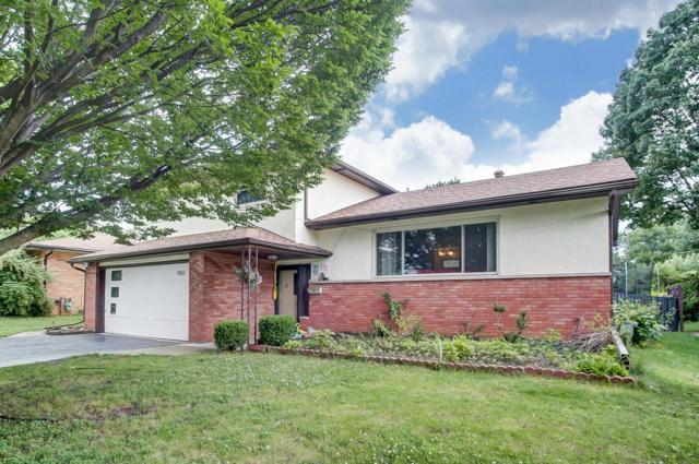1459 Cottonwood Drive, Columbus, OH 43229 (MLS #219022352) :: The Clark Group @ ERA Real Solutions Realty